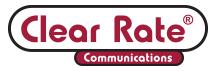 Crear Rate Logo