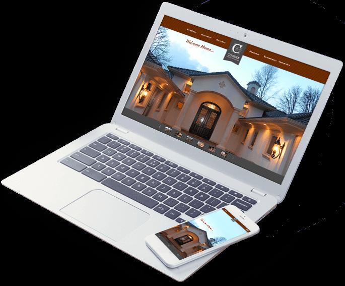 Cooper Design Builders - PSD to HTML Portfolio