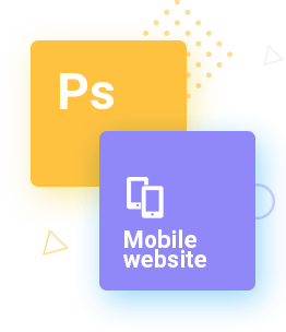 PSD to Mobile Website