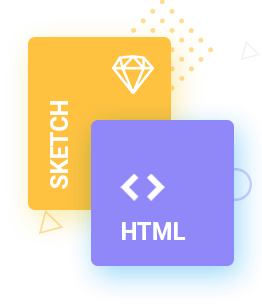 Sketch To Html Conversion Service We Convert Sketch To Html