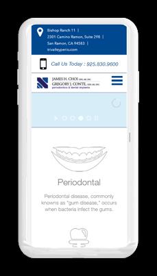 Dental Clinic iphone