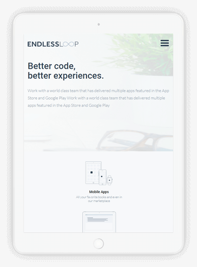 Endlessloop iPad