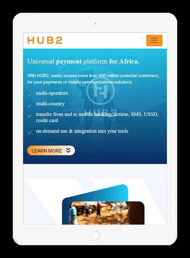 Hub 2 iPad