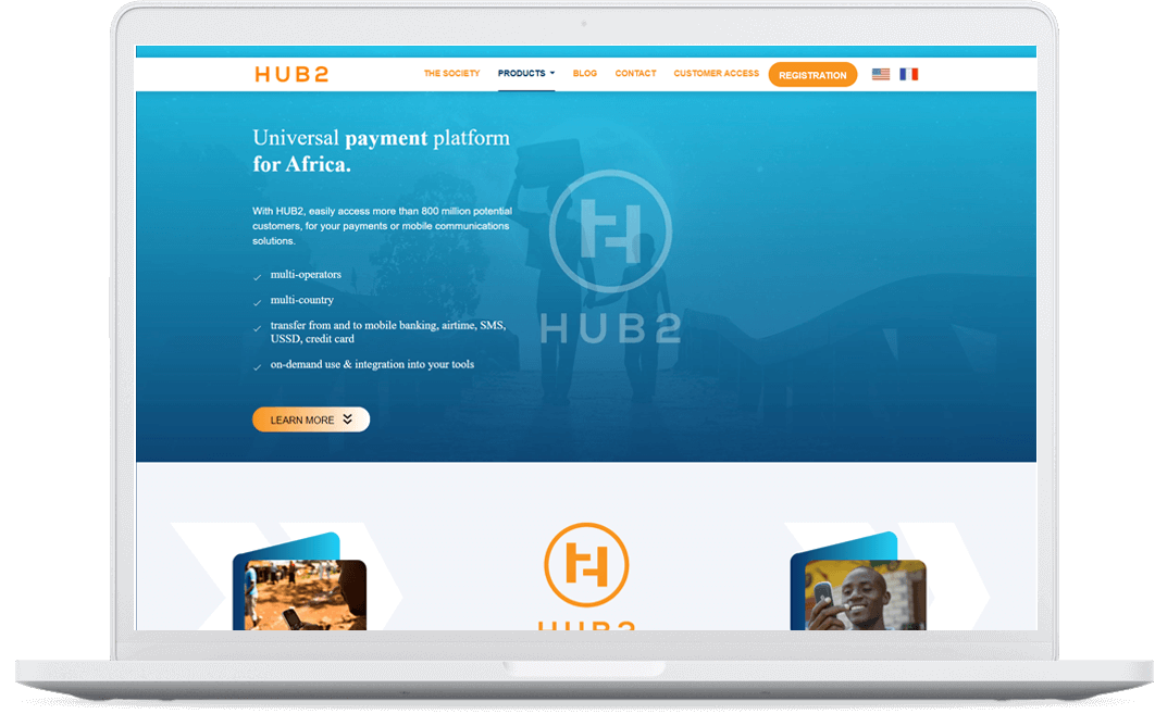 Hub 2 Laptop