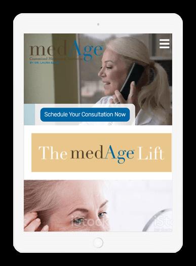 medAge iPad