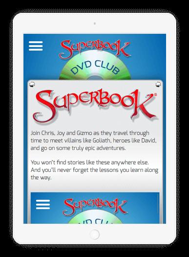 Superbook iPad