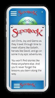 Superbook iphone