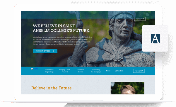 Faith in the Future - Drupal Development Portfolio