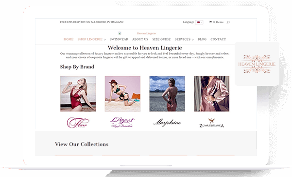 Hevins - Woocommerce Development Portfolio