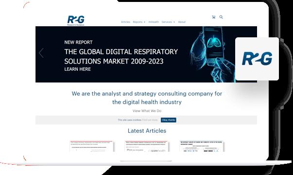 RG - PSD to Magento Portfolio