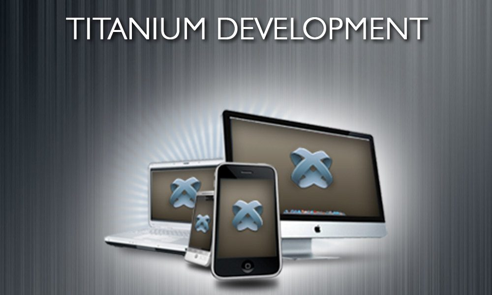 Titanium App Development