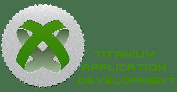 Titanium Application Development