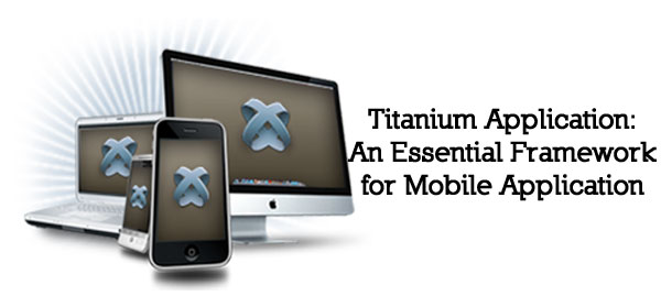 Titanium Application Development