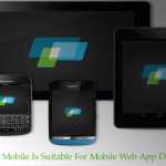 Why jQuery Mobile Is Suitable For Mobile Web App Development!