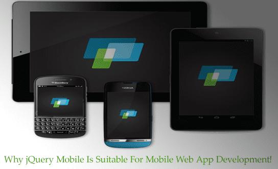 jQuery Mobile App Development
