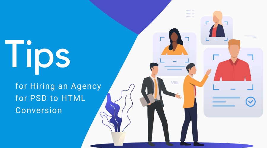 Hiring an Agency for PSD to HTML Conversion - HTMLPanda