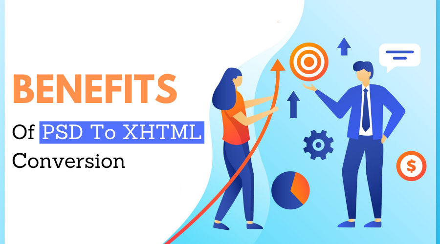 Benefits of PSD To XHTML Conversion - HTMLPanda
