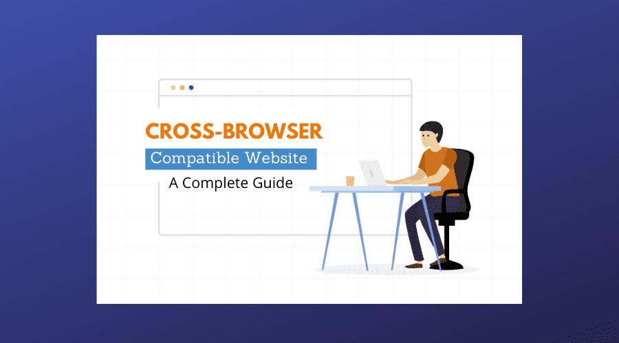 Cross-Browser Compatible Website - HTMLPanda