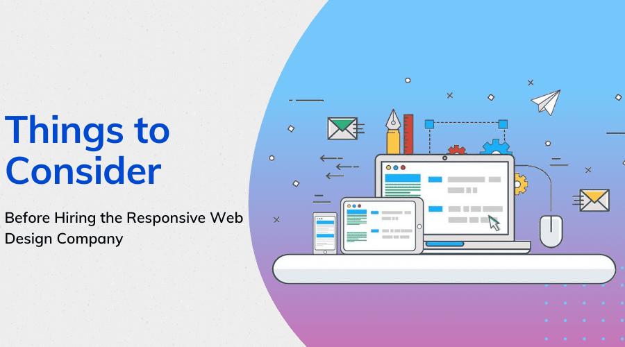 Responsive Web Design Company - HTMLPanda