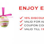 Amplify Happiness On This Easter Day With 15% Off on All Services Of HTMLPanda