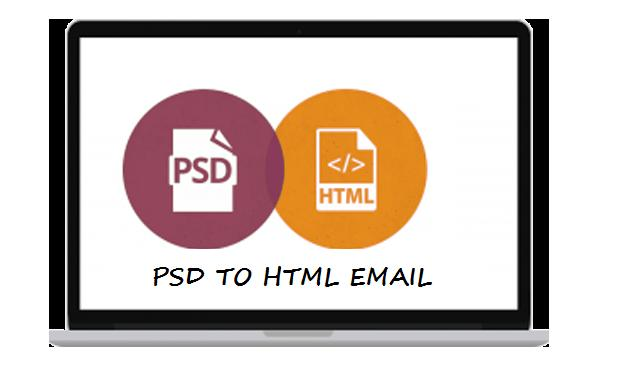 PSD to HTML Email Conversion