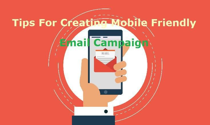 Mobile Friendly Email Campaign