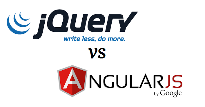 jQuery or AngularJS