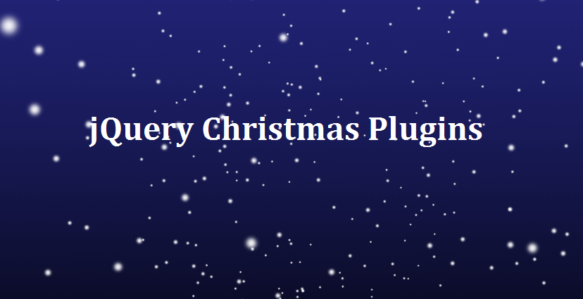 jQuery Christmas Plugins