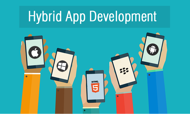 Hybrid Mobile App Development Service