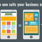 Mobile Application or Mobile Website: How to Choose Better One