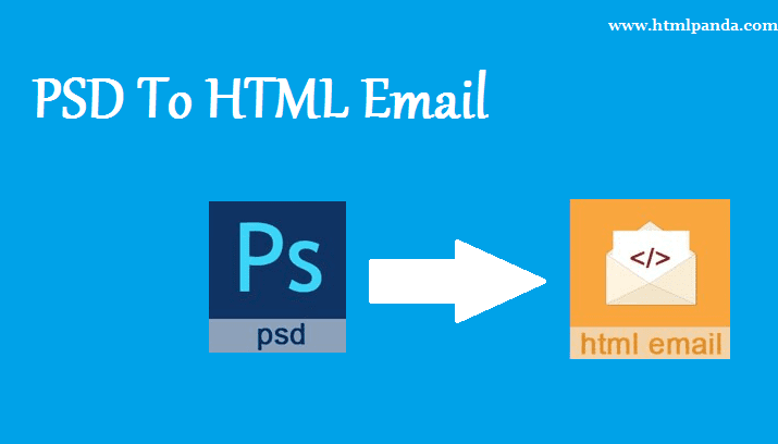 PSD to HTML Email
