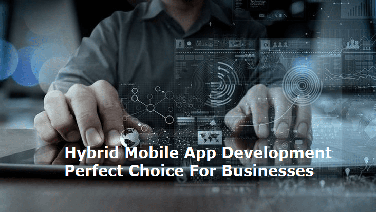 Hybrid Mobile App Development perfect Choice For Businesses