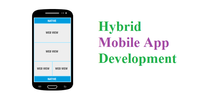 hybrid mobile application development