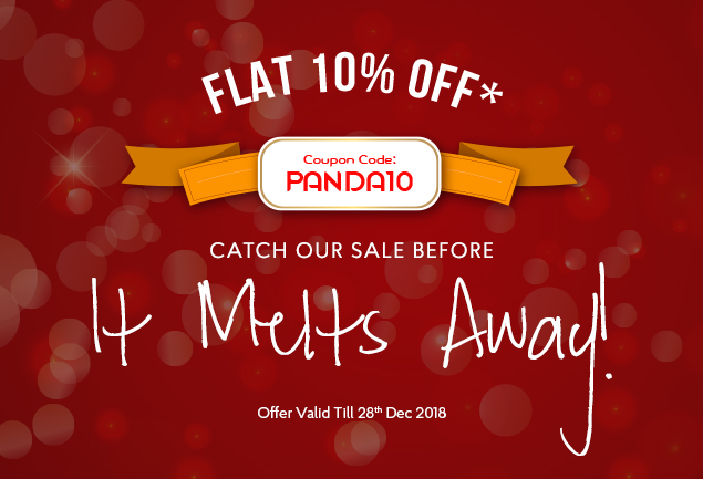 Christmas 2018 Offer - HTMLPanda