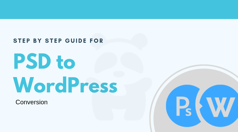 PSD to WordPress Conversion - HTMLPanda