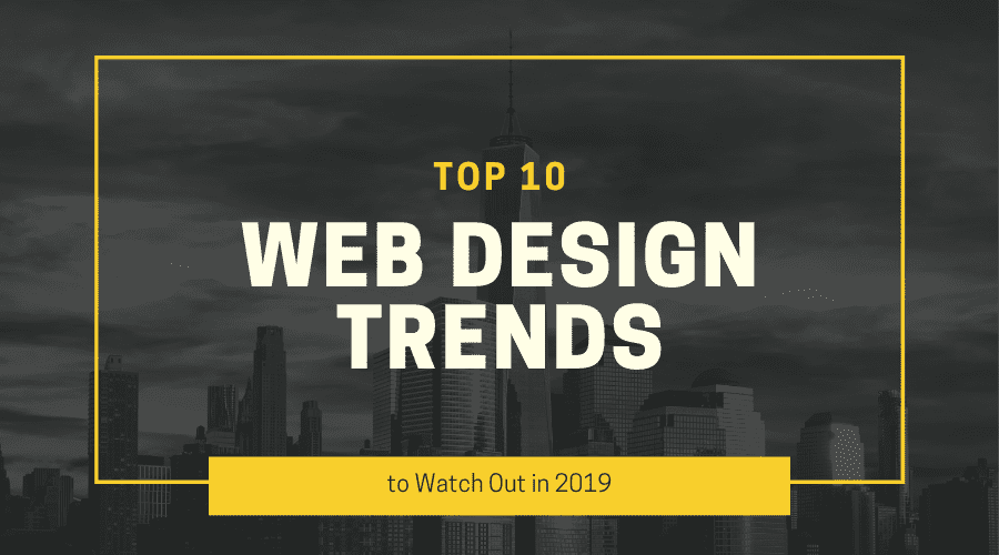 Website Design Trends - HTMLPanda