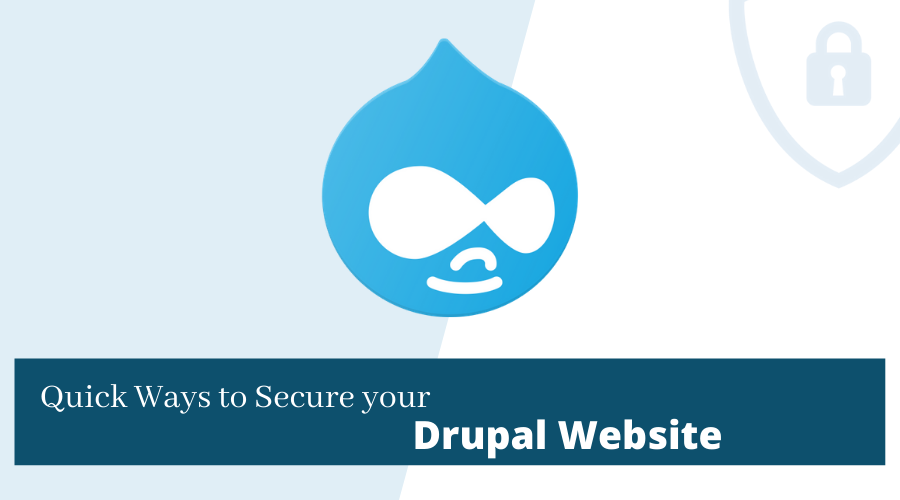 Drupal Website Secure