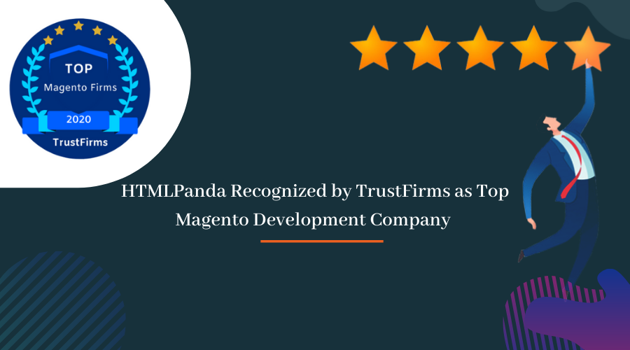 HTMLPanda Recognized by TrustFirms as Top Magento Development Company