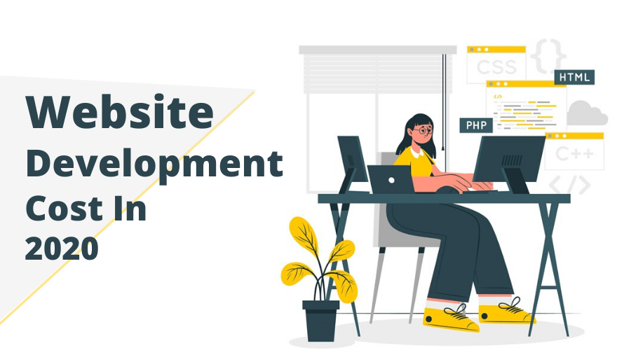 Website Development Cost In 2020