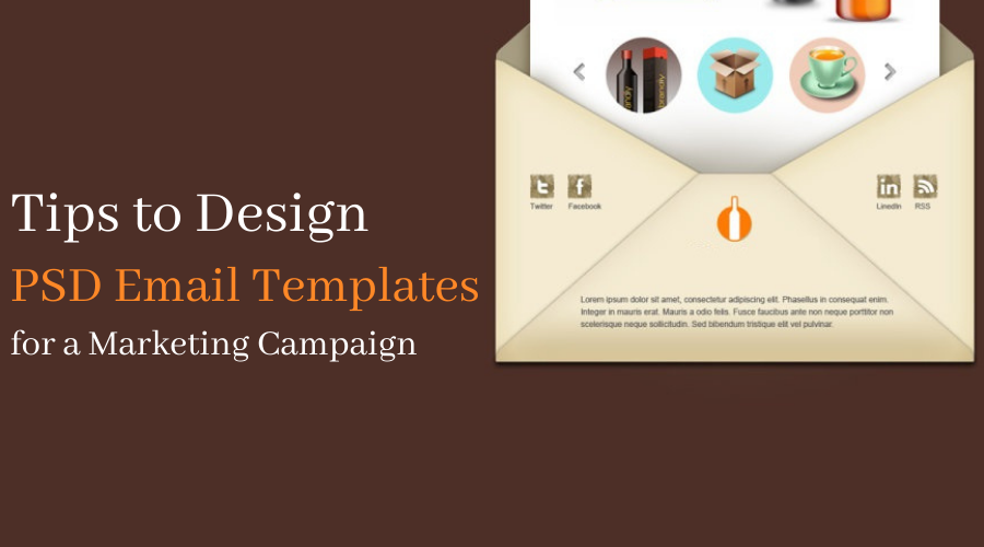 Tips to Design PSD Email Templates