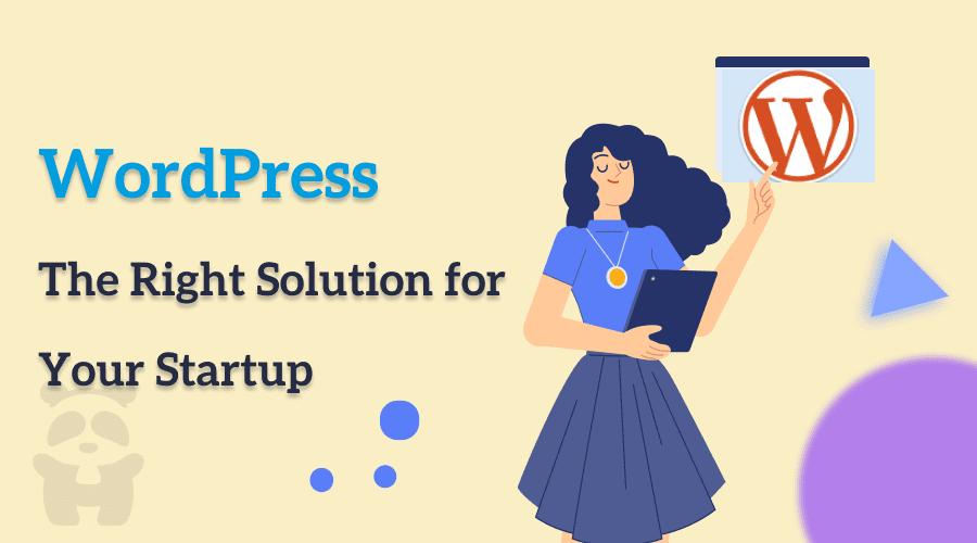 Startups Choose WordPress