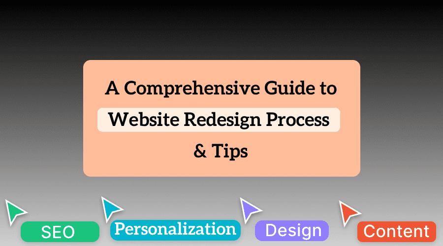 Website Redesign Process & Tips