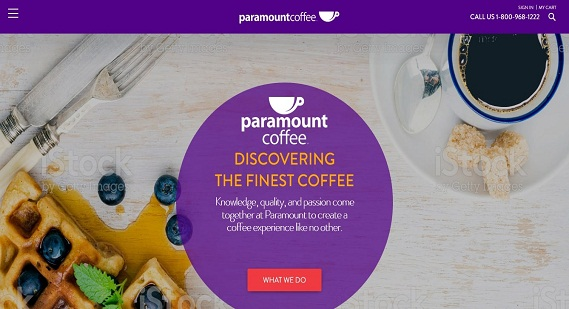 Paramount Coffee